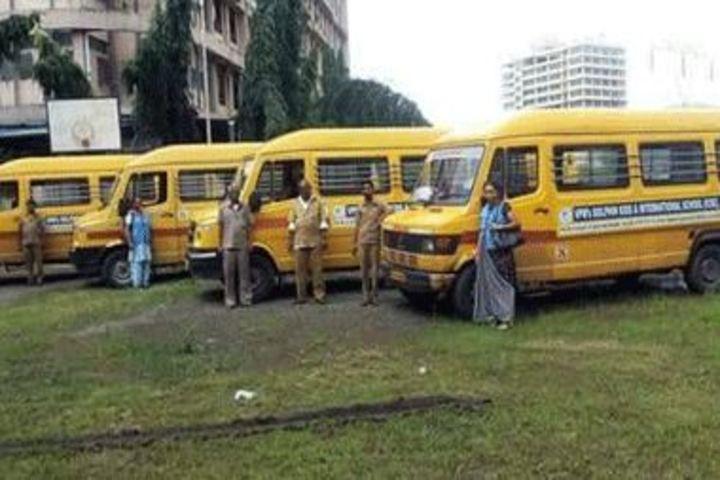 V P M S International School-Transport