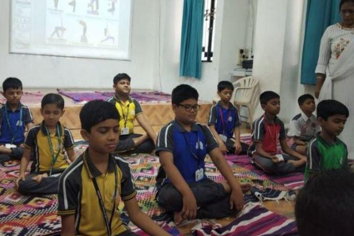 V P M S International School-Yoga