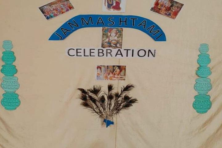 V P M S International School-Festival Celebrations