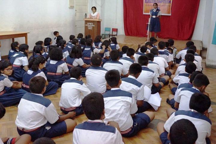 V P M S International School-Seminar