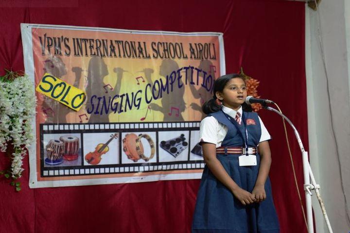 V P M S International School-Solo Music