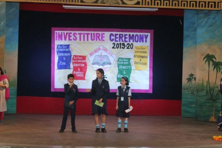 Vidya Vikasini School-Ceremony