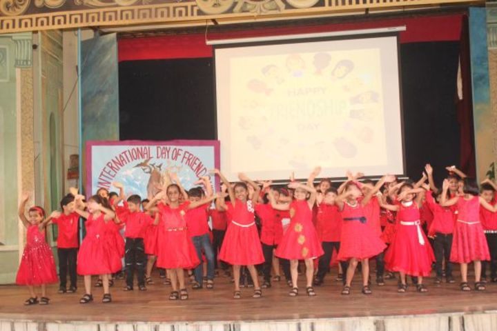 Vidya Vikasini School-Childrens Day