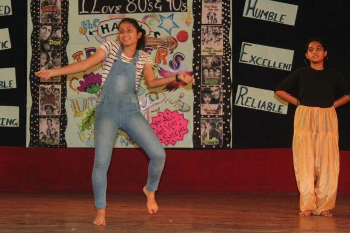 Vidya Vikasini School-Dance