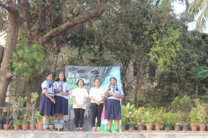 Vidya Vikasini School-Environment Day
