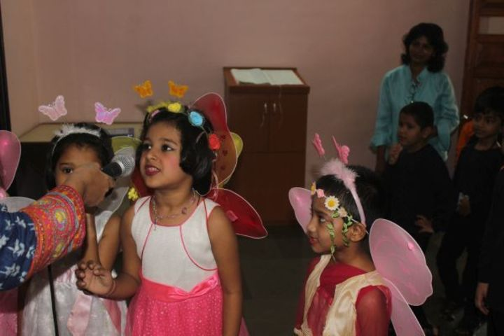 Vidya Vikasini School-Fancy Dress