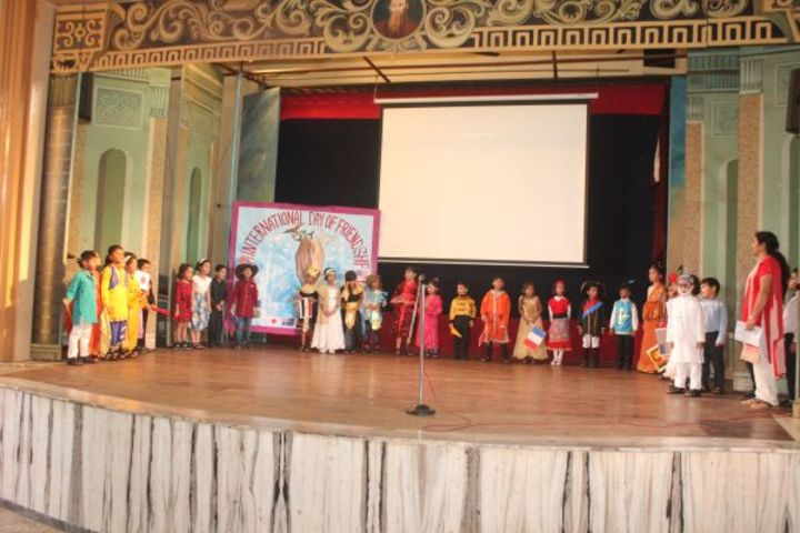 Vidya Vikasini School-Friendship Day