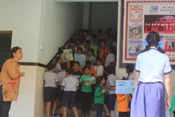 Vidya Vikasini School-Rally