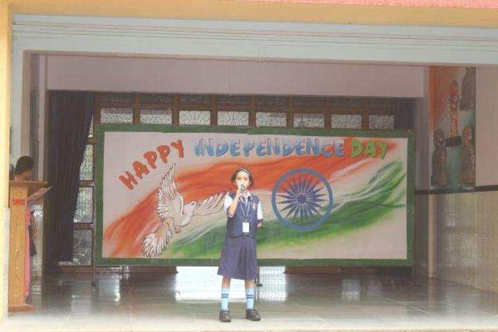 Vidya Vikasini School-Singing