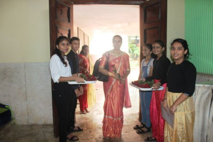 Vidya Vikasini School-Teachers Day