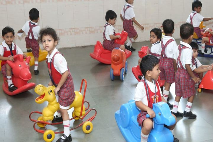 Presentation Convent School-Kids Plat Room