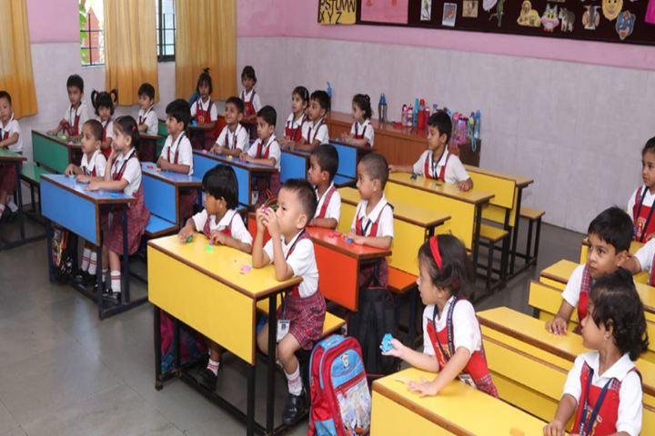 Presentation Convent School-Classroom