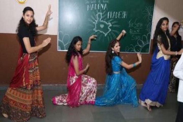 Presentation Convent School-Dance