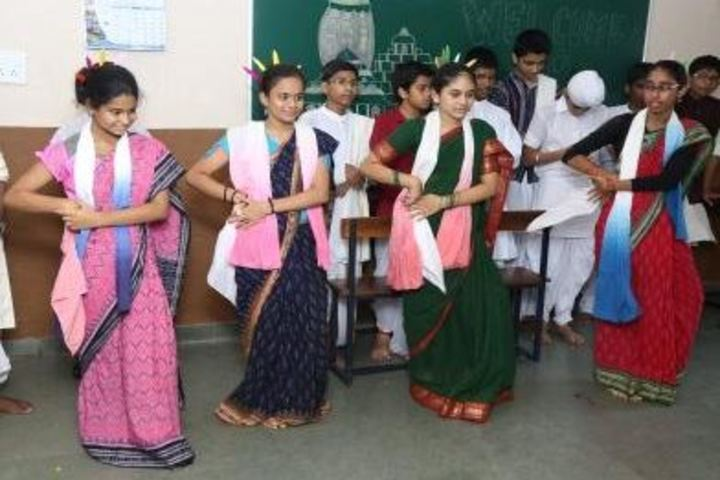 Presentation Convent School-Drama