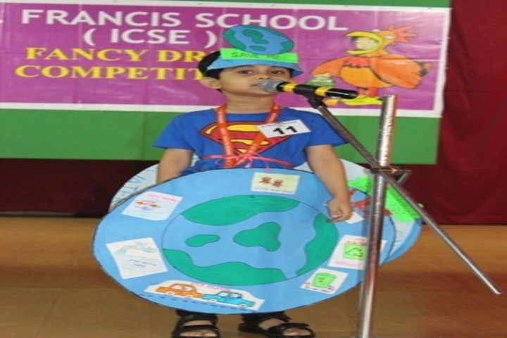St Francis School-Fancy Dress
