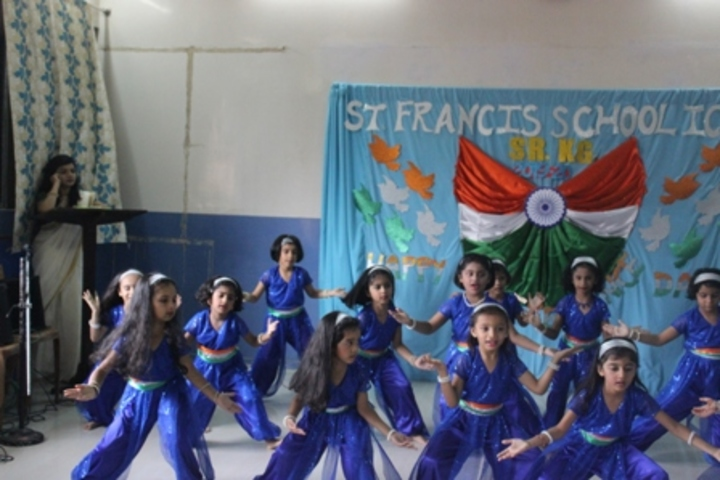 St Francis School-Republic Day