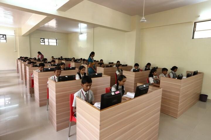 A P International School-Computer Lab