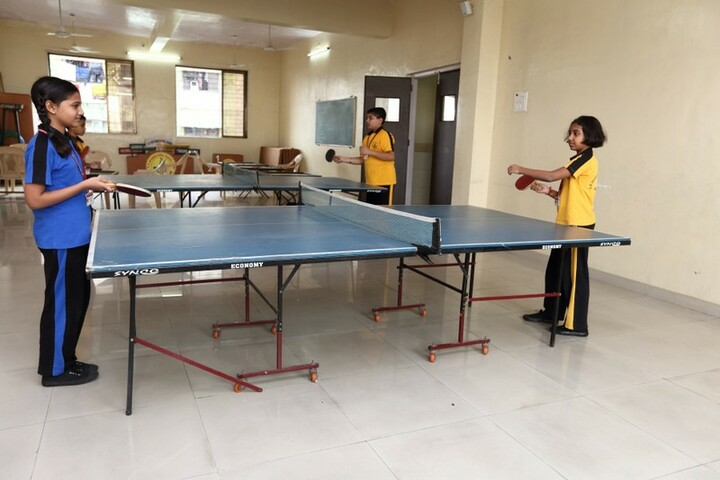 A P International School-Indoor Games