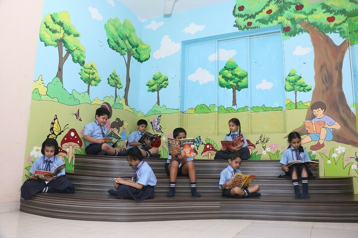 A P International School-Library