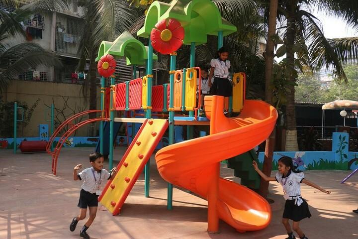 A P International School-Play Ground