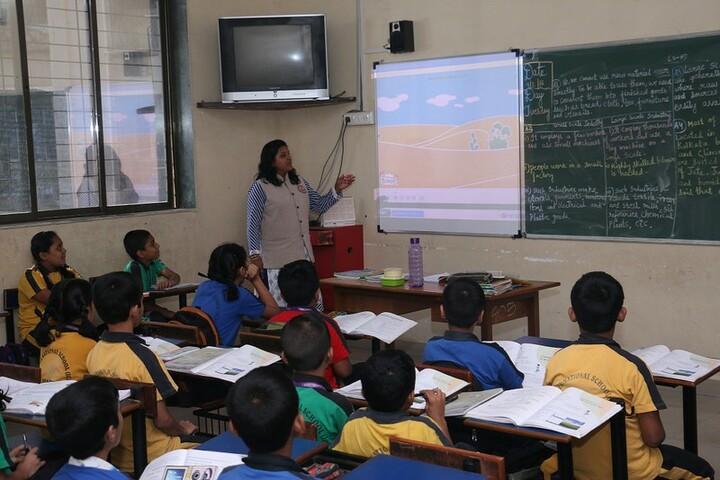 A P International School-Seminar