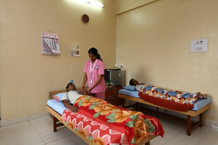 A P International School-Sick Room
