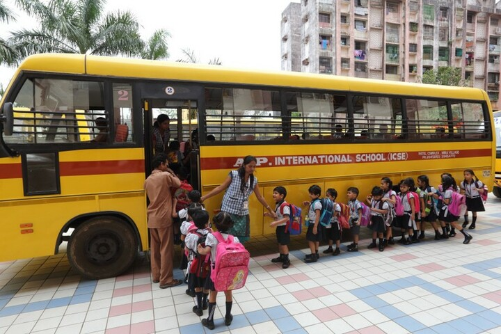 A P International School-Transport