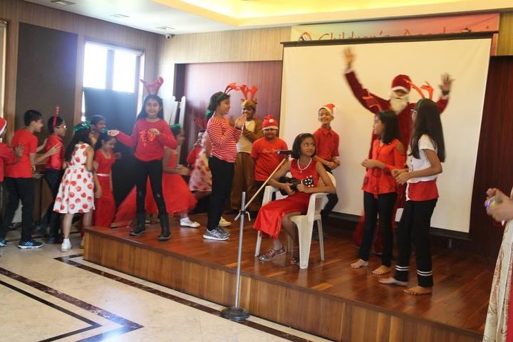 Childrens Academy-Christmas