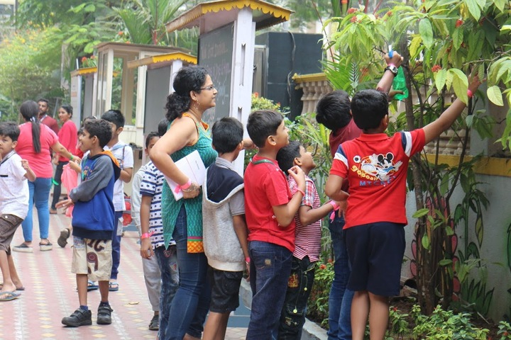 Childrens Academy-Environment Day