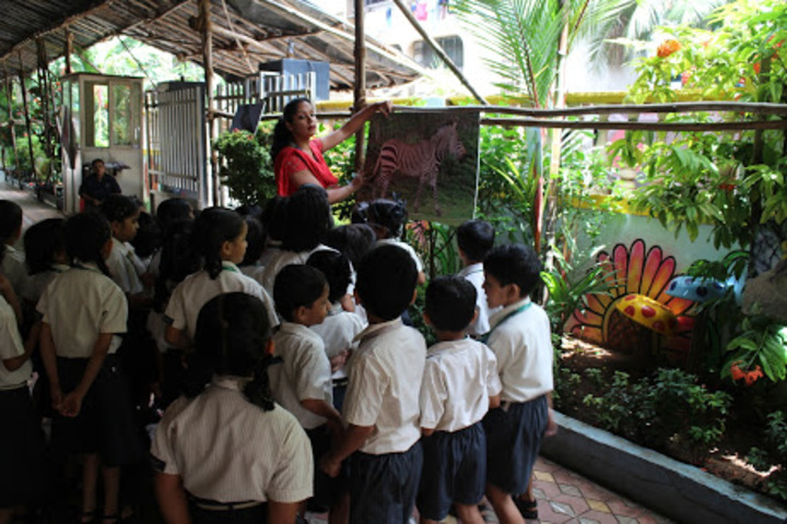 Childrens Academy-Science Activity