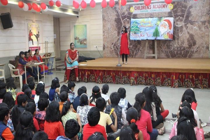Childrens Academy-Singing