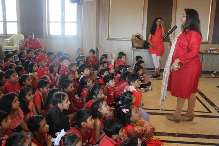 Childrens Academy-Speech