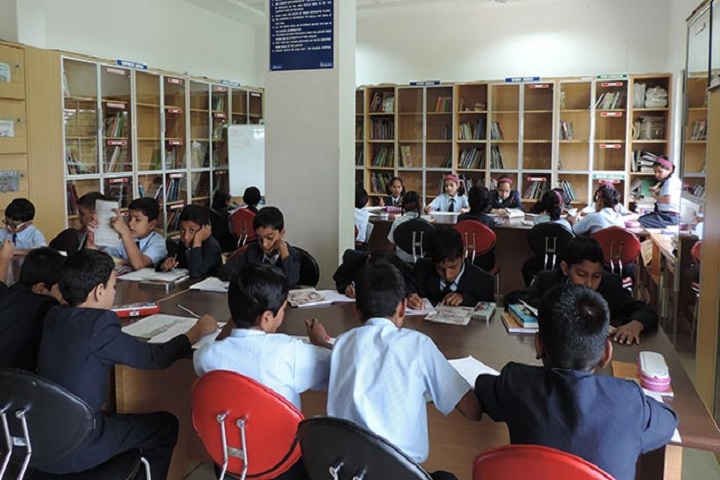 Horizon Academy-Library
