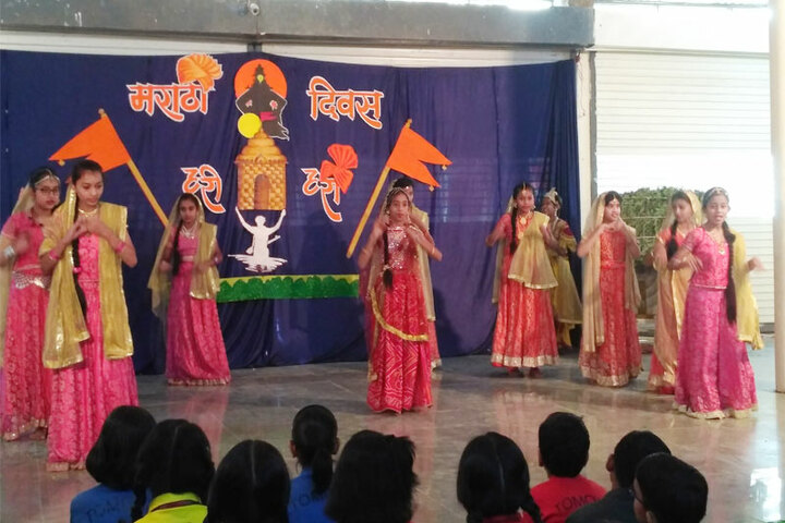 Tomoae Primary English Medium School-Dance