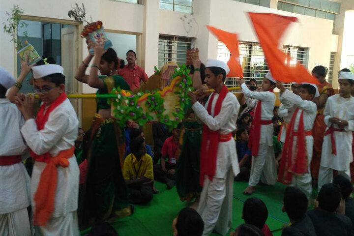 Tomoae Primary English Medium School-Festival Celabrations