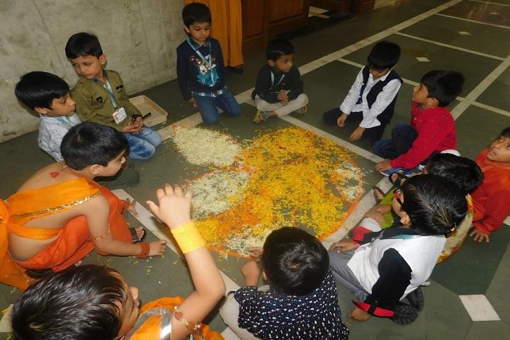 Childrens Academy-Diwali Celebrations