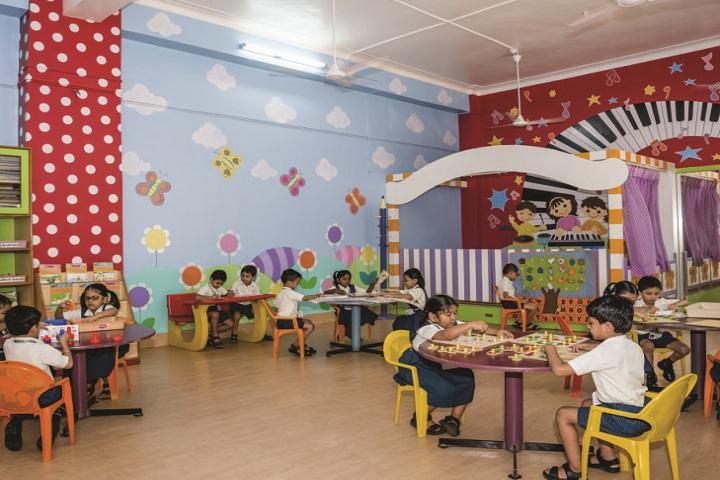 Childrens Academy-Indoor Activities