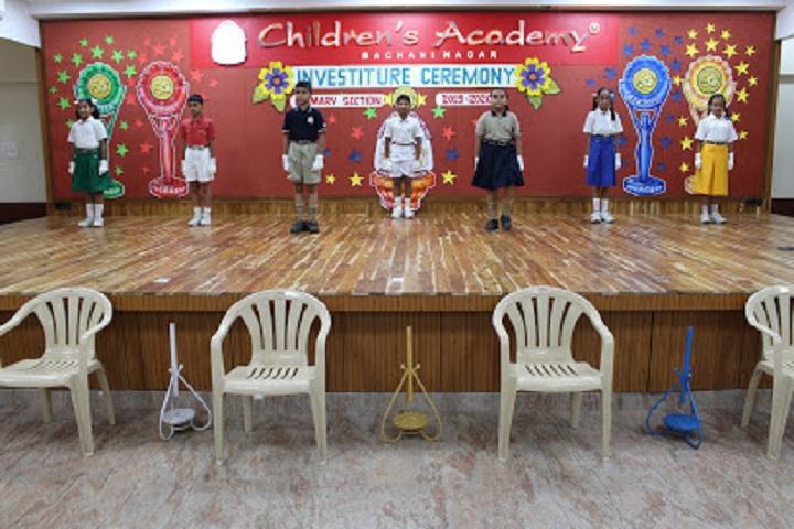 Childrens Academy-Investiture