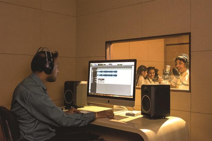 Childrens Academy-Recording Studio