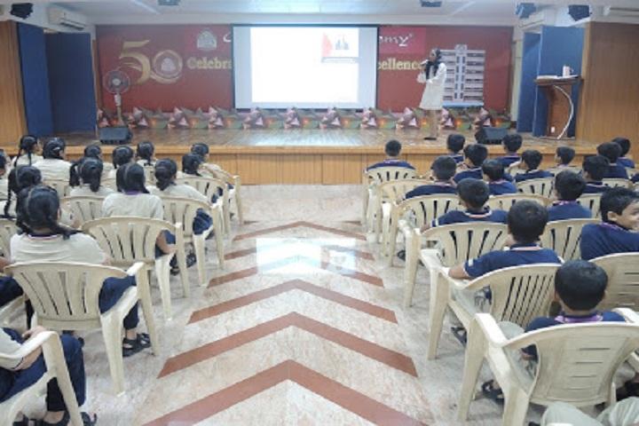 Childrens Academy-Seminar Room