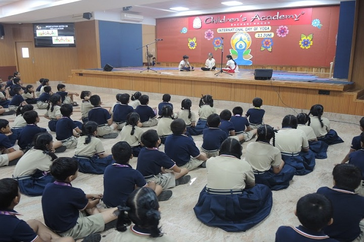 Childrens Academy-Yoga