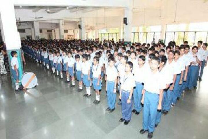 Sadhu Vaswani International School-Assembly Hall