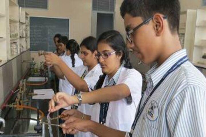 Sadhu Vaswani International School-Chemistry Lab