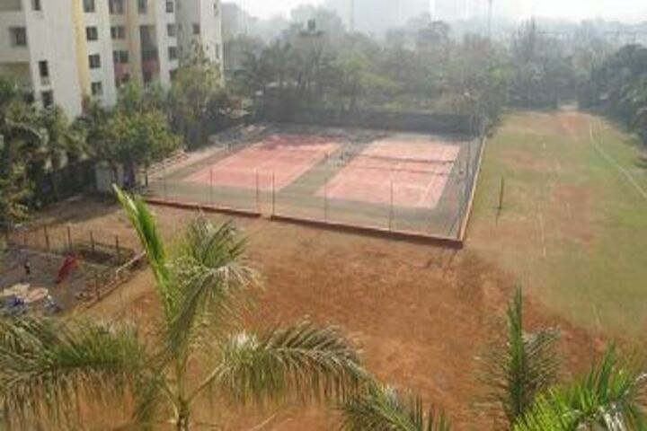 Sadhu Vaswani International School-Play Ground