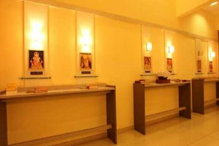 Sadhu Vaswani International School-Prayer Room