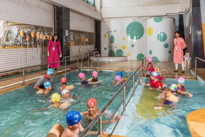 St Johns  High School-Swimming Pool