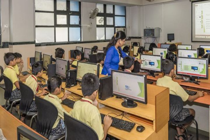 St Johns High School-Computer Lab