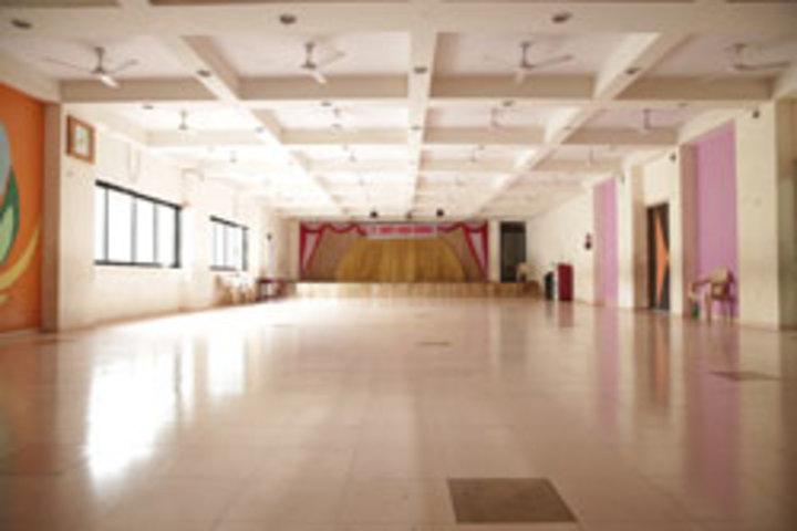 St Johns High School-Hall