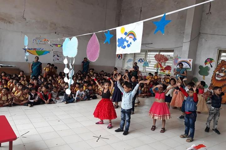 North Point School-Dance