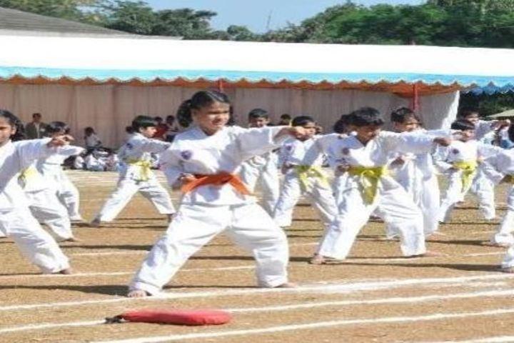 Ryewood International School-Karate